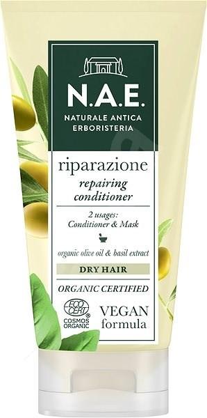 2in1 Haarpspülung und Haarmaske mit Oliven- und Basilikum-Extrakt - N.A.E. Riparazione Repairing Conditioner — Bild N1