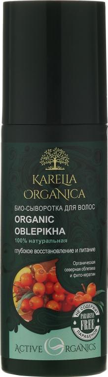 Intensiv regenerierendes Bio Haarserum mit Sanddornextrakt - Fratti HB Karelia Organica — Bild N1