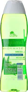 Shampoo für fettiges Haar - Pollena Savona Familijny Aloe & Vitamins Shampoo — Bild N4