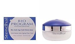 Düfte, Parfümerie und Kosmetik Beruhigende Anti-Aging Tagescreme für empfindliche Haut - Stendhal Bio Program Bio Anti-Age Anti-Stress Jour