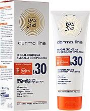Düfte, Parfümerie und Kosmetik Hypoallergene Sonnenschutzlotion LSF 30 - DAX Sun Dermo Line Body Lotion SPF 30