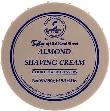 Düfte, Parfümerie und Kosmetik Rasiercreme mit Madelöl - Taylor of Old Bond Street Almond Shaving Cream Bowl