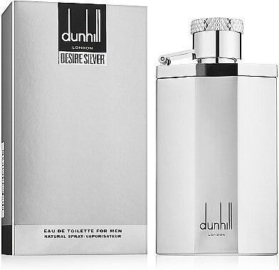 Alfred Dunhill Desire Silver - Eau de Toilette — Bild N1