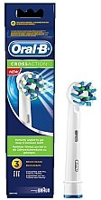 Düfte, Parfümerie und Kosmetik Austauschbare Zahnbürstenköpfe für elektrische Zahnbürste Cross Action EB50 - Oral-B