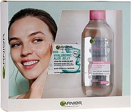 Düfte, Parfümerie und Kosmetik Gesichtspflegeset - Garnier Skin Naturals (Gesichtsgel 50ml + Mizellenwasser 400ml)