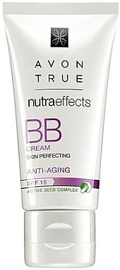 Anti-Aging BB Creme LSF 15 - Avon True Nutra Effects BB Cream Anti-Aging — Bild N1