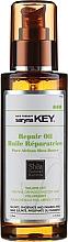 Düfte, Parfümerie und Kosmetik Afrikanisches Sheaöl für das Haar mit Keratin - Saryna Key Volume Lift Treatment Oil
