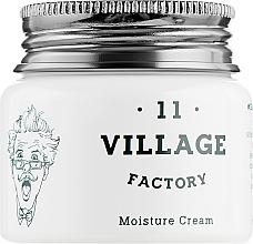 Düfte, Parfümerie und Kosmetik Feuchtigkeitsspendende Gesichtscreme mit Teufelskrallenwurzel-Extrakt - Village 11 Factory Moisture Cream