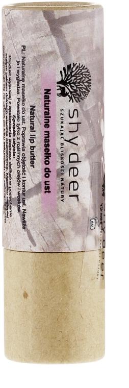 Gesichtspflegeset - Shy Deer Set (Augencreme 30ml + Gesichtsserum 30ml + Körperbalsam 200ml + Lippenbutter + Schlüsselanhänger) — Bild N8