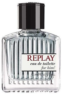 Replay For Him! - Eau de Toilette — Bild N1