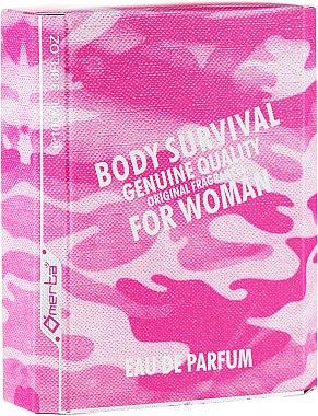 Omerta Body Survival For Woman - Eau de Parfum — Bild N1