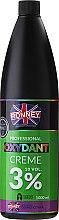 Düfte, Parfümerie und Kosmetik Entwicklerlotion 3% - Ronney Professional Oxidant Creme 3%