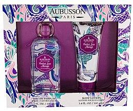 Düfte, Parfümerie und Kosmetik Aubusson Perfect Love Always - Duftset (Eau de Parfum 100ml + Körperlotion 100ml)