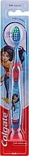 Düfte, Parfümerie und Kosmetik Kinderzahnbürste 6+ Jahre weich blau-rot - Colgate Kids Soft Toothbrush Wonder Women