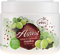 Haarmaske mit Extrakt aus Feigen, Algen und Sheabutter - Ovoc Agrest Mask — Bild N2
