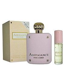Düfte, Parfümerie und Kosmetik Arrogance Pour Femme - Duftset (Eau de Toilette 75ml + Eau de Toilette 30ml)
