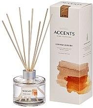 Düfte, Parfümerie und Kosmetik Raumerfrischer Üppiger Blumenstrauß und Entspannender Bernstein - Bolsius Fragrance Diffuser Lounge Luxury