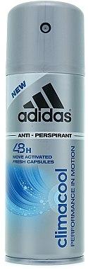 Deospray Antitranspirant Men - Adidas Anti-Perspirant Climacool Performance in Motion 48H  — Bild N1