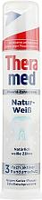 Düfte, Parfümerie und Kosmetik Aufhellende Zahnpasta - TheraMed Triple Protection Whitening