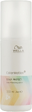 Düfte, Parfümerie und Kosmetik Kopfhautschützende Haarlotion bei der Coloration - Wella Professionals Color Motion+ Scalp Protect