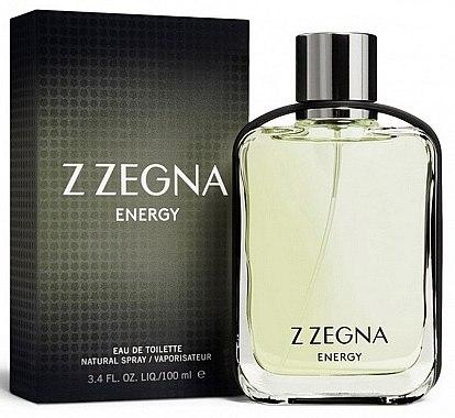 Ermenegildo Zegna Z Zegna Energy - Eau de Toilette — Bild N1