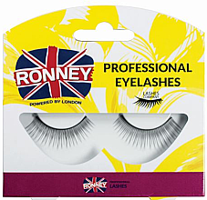 Düfte, Parfümerie und Kosmetik Künstliche Wimpern - Ronney Professional Eyelashes RL00026