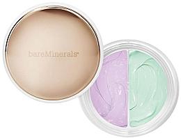 Aufhellende und straffende Gesichtsmaske - Bare Escentuals Bare Minerals Claymates Be Bright & Be Firm Mask Duo — Bild N2