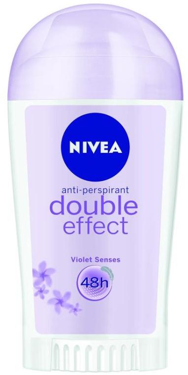 Deostick Antitranspirant Double Effect - Nivea Double Effect Deodorant Stick — Bild N1