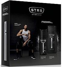 Düfte, Parfümerie und Kosmetik STR8 Rise - Duftset (Deodorant/150ml + Duschgel/250ml)