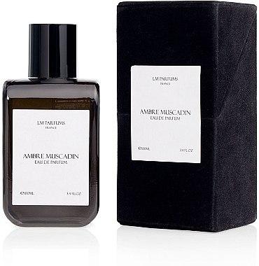 Laurent Mazzone Parfums Ambre Muscadin - Eau de Parfum — Bild N1