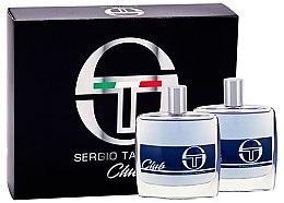 Düfte, Parfümerie und Kosmetik Sergio Tacchini Club - Duftset (Eau de Toilette 100ml + After Shave Lotion 100ml)
