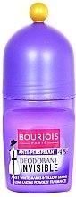 Düfte, Parfümerie und Kosmetik Deo Roll-on Antitranspirant  - Bourjois Invisible 48h