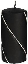 Düfte, Parfümerie und Kosmetik Dekorative Kerze Bolero Mat - Artman Bolero Mat Black Ø7xH14cm