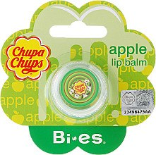 Düfte, Parfümerie und Kosmetik Lippenbalsam mit Apfel Geschmack - Bi-es Chupa Chups Apple Lip Balm