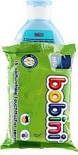 Haarpflegeset - Bobini Kids Set (3in1 Shampoo, Gel und Lotion 330ml + Feuchttücher 15 St.) — Bild N2