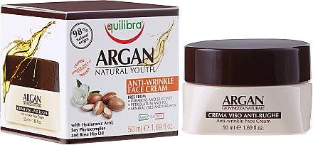 Gessichtscreme - Equilibra Argan Cream — Bild N1