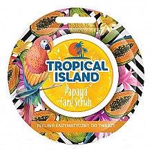 Düfte, Parfümerie und Kosmetik Gesichtspeeling mit Papaya - Marion Tropical Island Papaya Face Scrub