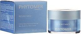 Düfte, Parfümerie und Kosmetik Reichhaltige Gesichtscreme für mehr Elastizität - Phytomer Resubstance Skin Resilience Rich Cream