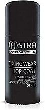 Düfte, Parfümerie und Kosmetik Schnelltrocknender und glänzender Nagelüberlack - Astra Make-up Fixing Wear Top Coat