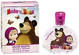 Air-Val International Masha and The Bear - Eau de Toilette — Bild N2