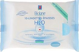 Düfte, Parfümerie und Kosmetik Baby-Feuchttücher - Biolane Baby H2O Napkins