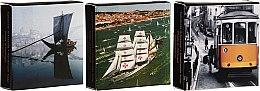 Düfte, Parfümerie und Kosmetik Naturseifen-Geschenkset - Essencias de Portugal Live Portugal Collection (3x50g)