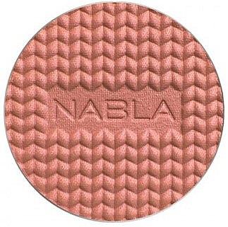 Rouge - Nabla Blossom Blush Refill (Austauschbarer Pulverkern) — Bild N1
