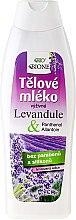 Düfte, Parfümerie und Kosmetik Körperlotion - Bione Cosmetics Lavender Body Lotion