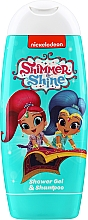 Düfte, Parfümerie und Kosmetik 2in1 Shampoo und Duschgel für Kinder - Disney Shimmer & Shine