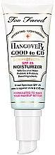Düfte, Parfümerie und Kosmetik Feuchtigkeitsspendende Gesichtscreme mit Kokoswasser - Too Faced Hangover Good to Go Skin Protecting SPF 25 Moisturizer