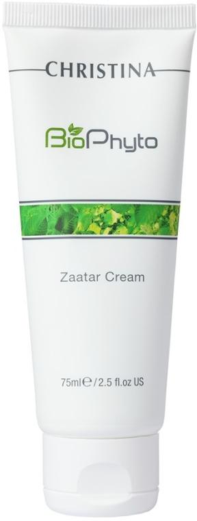 Zaatar Gesichtscreme für Mischhaut - Christina Bio Phyto Zaatar Cream