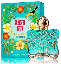 Düfte, Parfümerie und Kosmetik Anna Sui Romantica Exotica - Eau de Toilette
