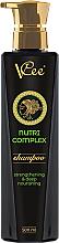 Düfte, Parfümerie und Kosmetik Tief nährendes und stärkendes Shampoo - VCee Shampoo Nutri Complex