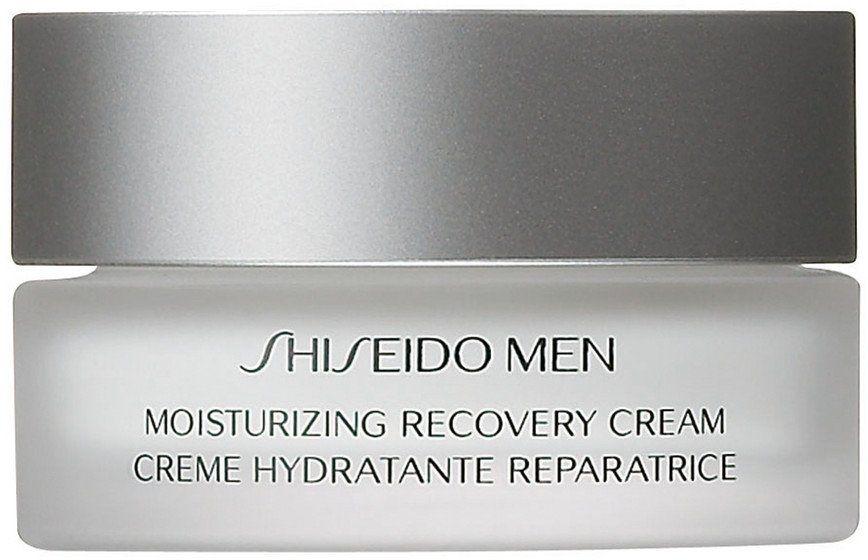 Feuchtigkeitsspendende Gesichtscreme - Shiseido Men Moisturizing Recovery Cream  — Bild N1